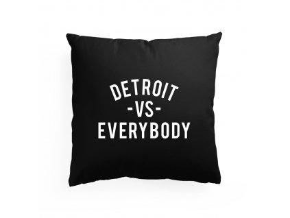 polštář Eminem Detroit