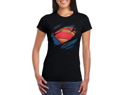 dámské tričko superman