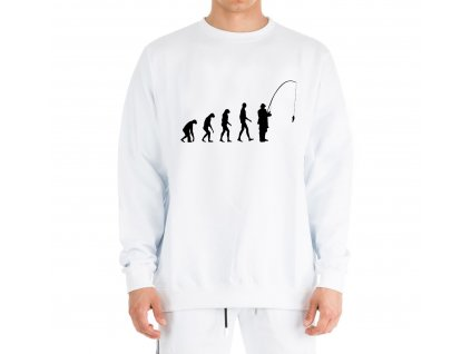 Mikina Rybaření evoluce