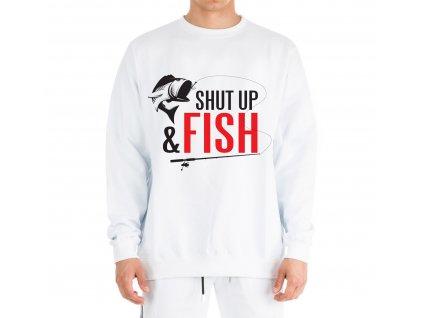 Mikina sklapni a chytej ryby