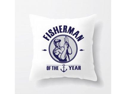 polštář Rybář roku
