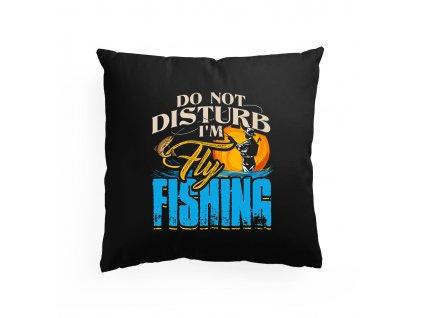 polštář nevyrušuj rybařím