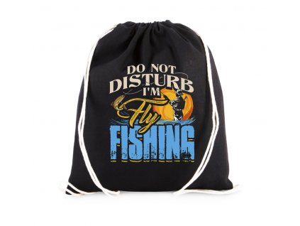 Vak nevyrušuj rybařím