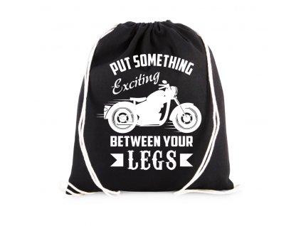 Vak Motorkář dát něco mezi nohy