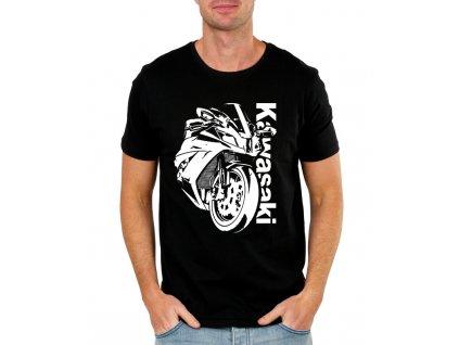 Pánské tričko Kawasaki ninja