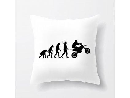 Polštář Evoluce motorkář