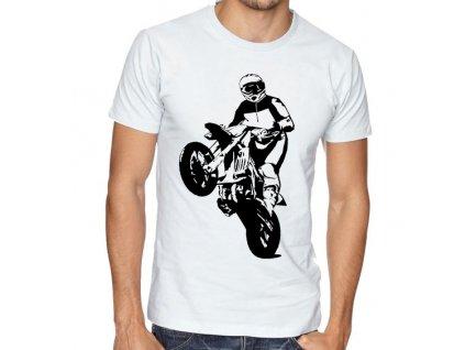Pánské tričko Supermoto