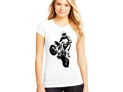 Dámské tričko Supermoto
