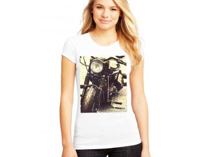 Dámské tričko Chopper harley davidson