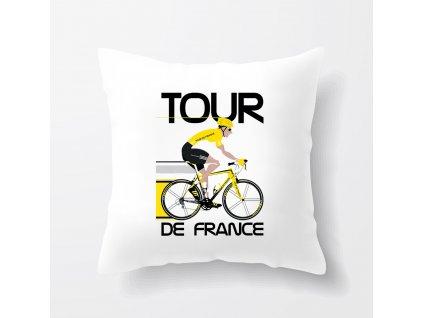 Polštář Tour de france