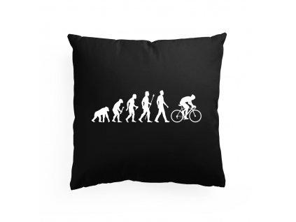 Polštář Cyklistika evoluce
