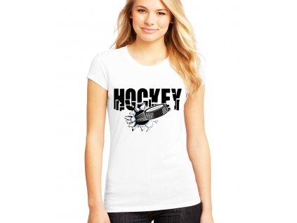 Dámské tričko Hokej