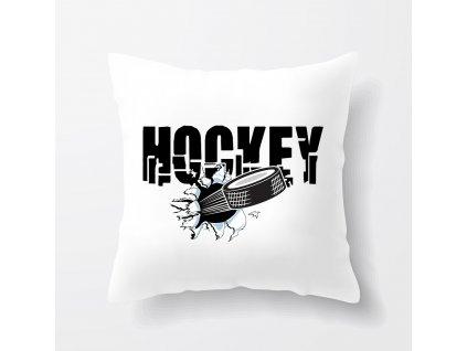 Polštář Hokej