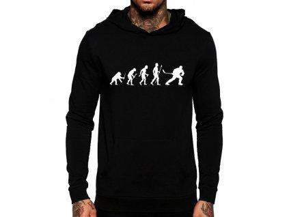 Mikina s kapucí Hokej evoluce