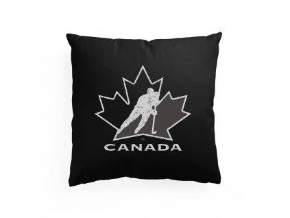Polštář Kanada Hokej