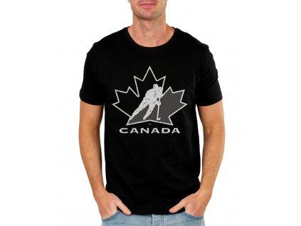 Pánské tričko Kanada Hokej