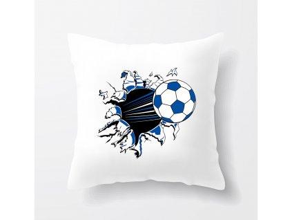 Polštář Fotbalový míč