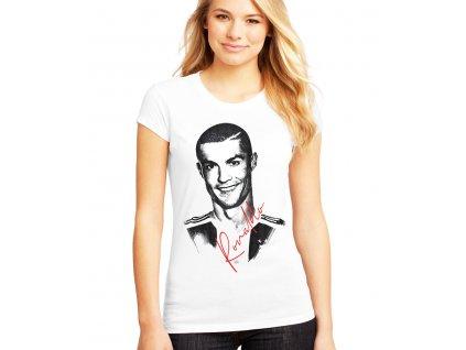 Dámské tričko Cristiano juventus