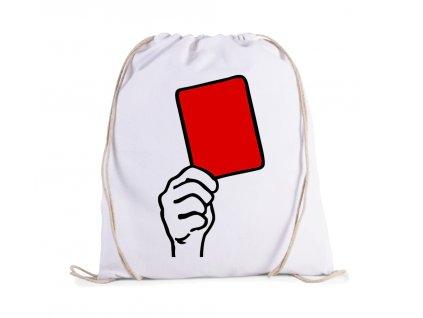 Vak Fotbal červená karta