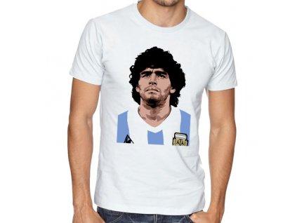 Pánské tričko Maradona
