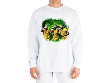 Mikina Brazílie fotbal