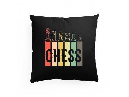 Polštář Šachy