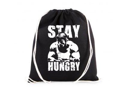 Vak Arnold zůstaň hladový