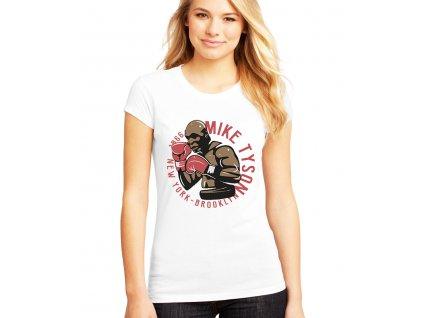 Dámské tričko Mike Tyson legenda