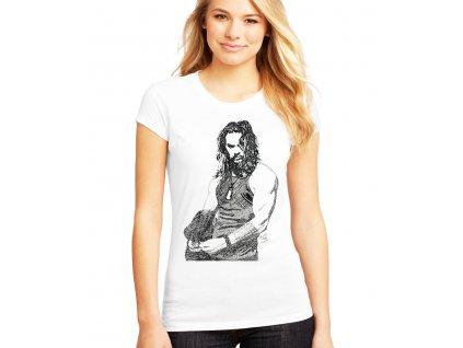 Dámské tričko Jason Momoa