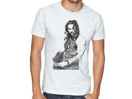 Pánské tričko Jason Momoa