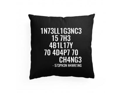 Polštář Inteligence adaptovat se na změnu