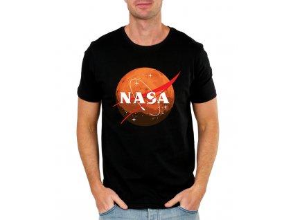 Pánské tričko Cesta na mars nasa