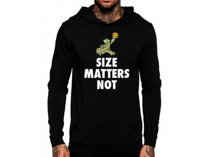 mikina Na velikosti nezáleží