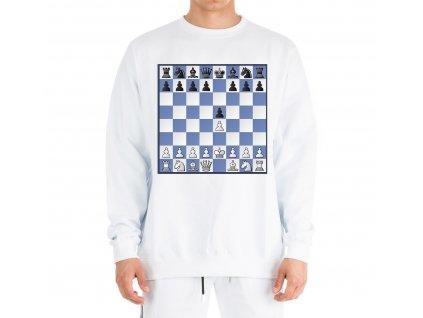 Mikina Bongcloud šachy