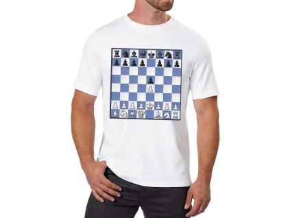 pánské tricko Bongcloud šachy