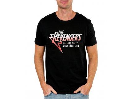 Pánské tričko Revengers