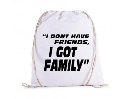 Vak Rychle a zběsile rodina