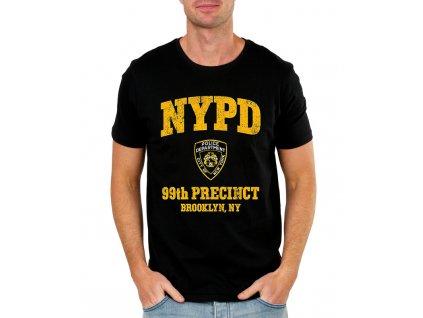 Pánské tričko NYPD