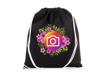Vak Instagram kytičky