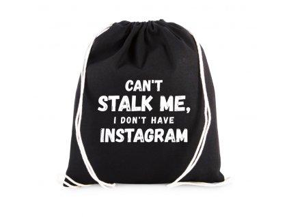 Vak Nemůžeš mě sledovat, nemám instagram