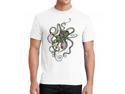 Pánské tričko Chobotnice