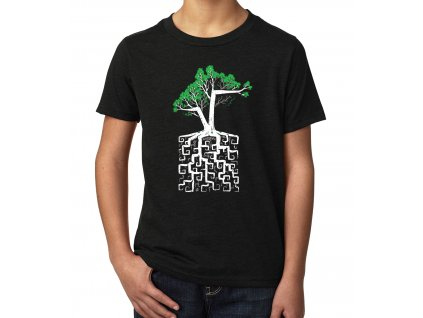 Dětské tričko Strom