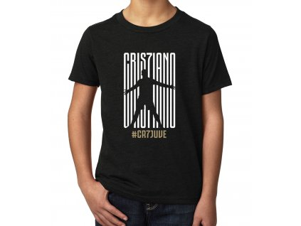 Dětské tričko Cristiano Ronaldo Juventus