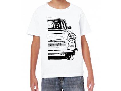 Dětské tričko Trabant