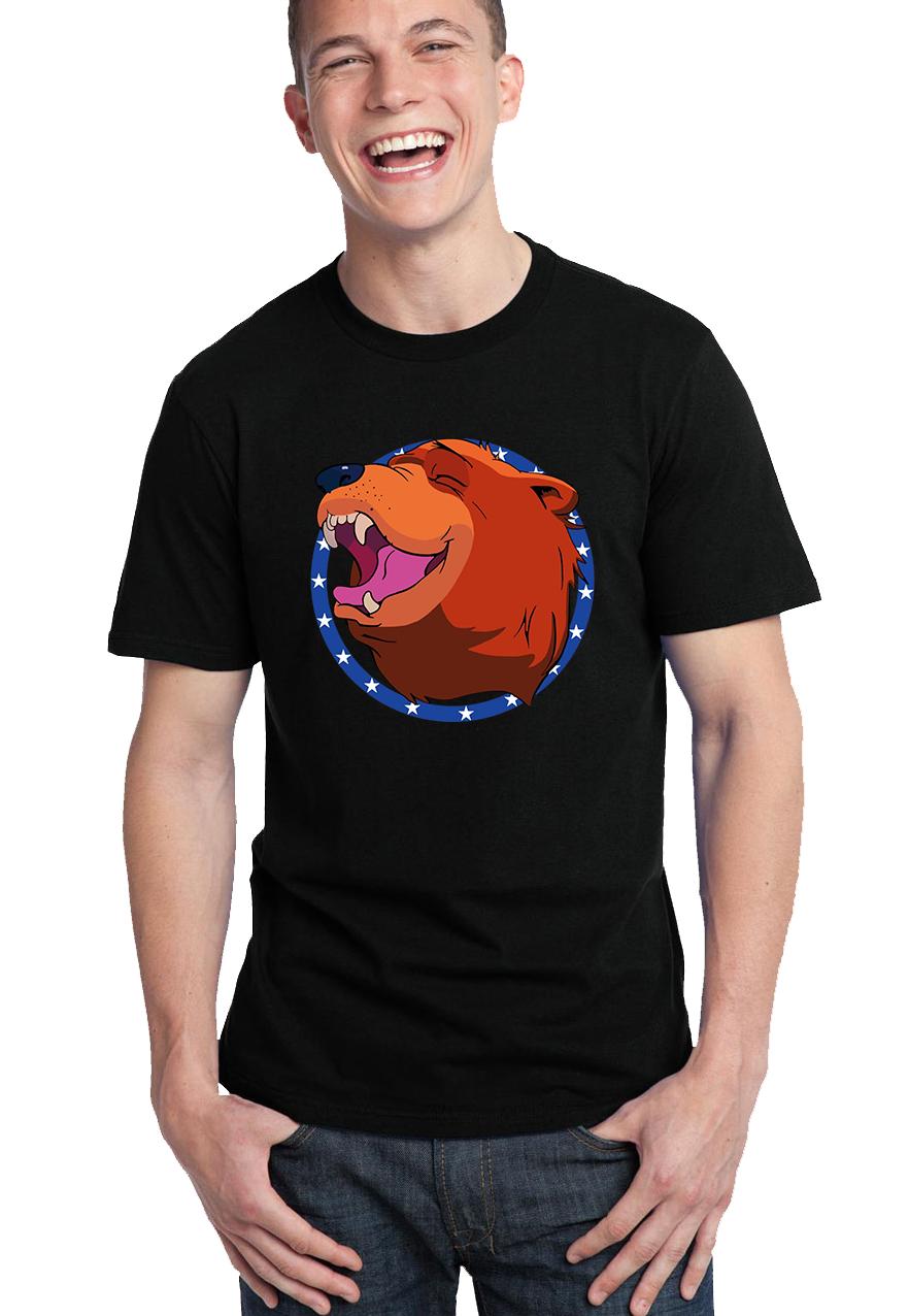 Pánské tričko Far Cry - Medvěd Velikost: XXL