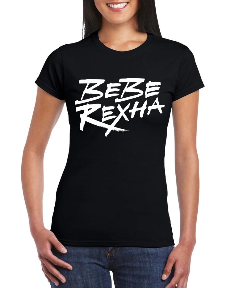 Dámské tričko Bebe Rexha Velikost: XL
