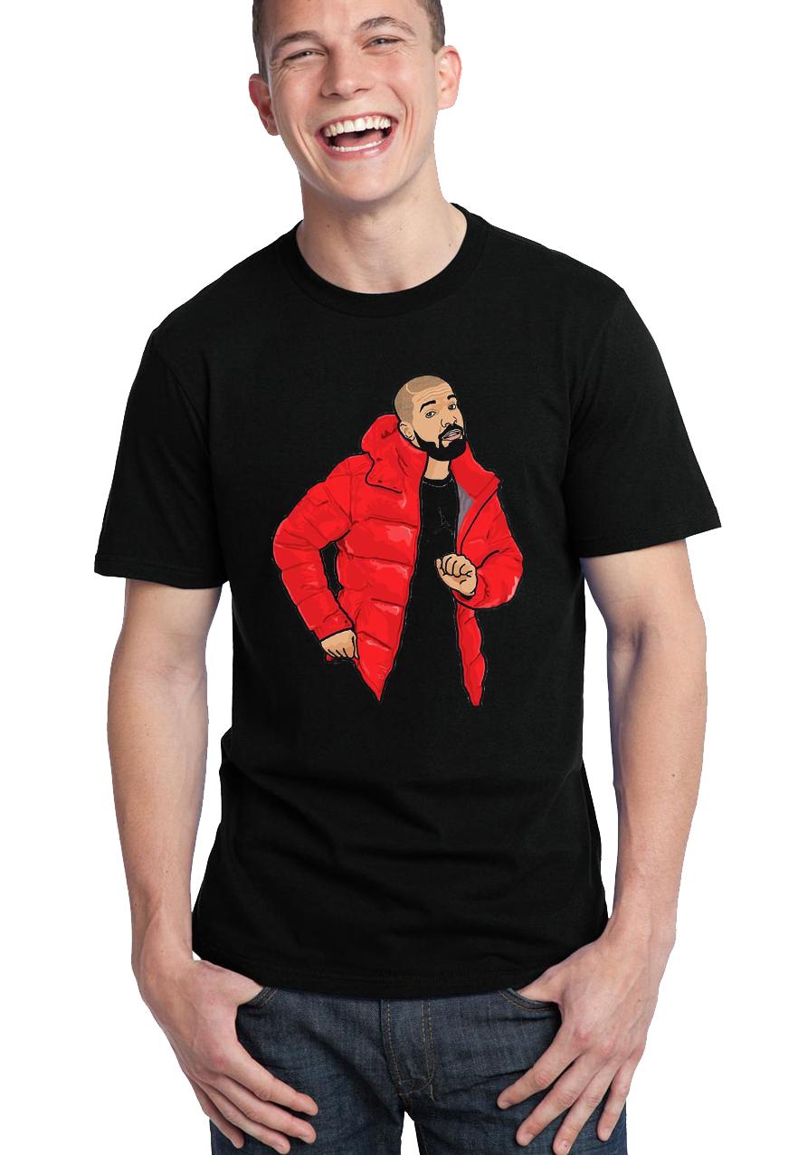 Pánské tričko Drake Velikost: XXL