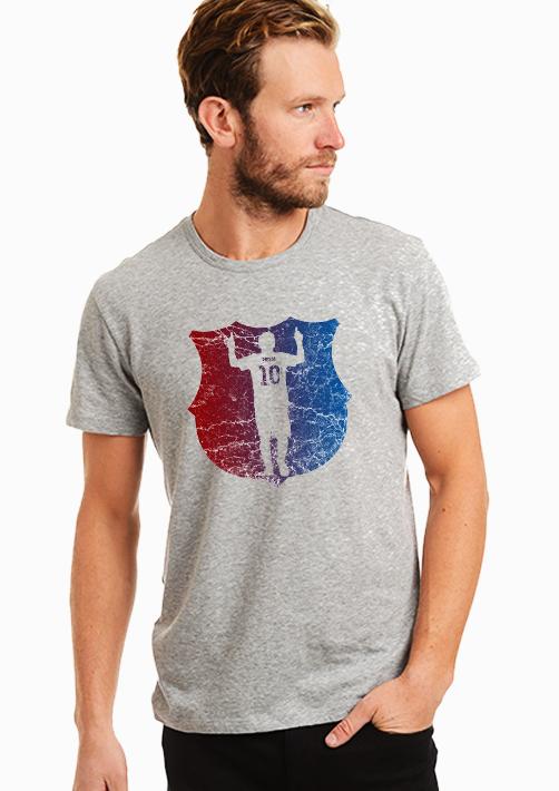 Pánské tričko Fc Barcelona - Messi Velikost: XXL