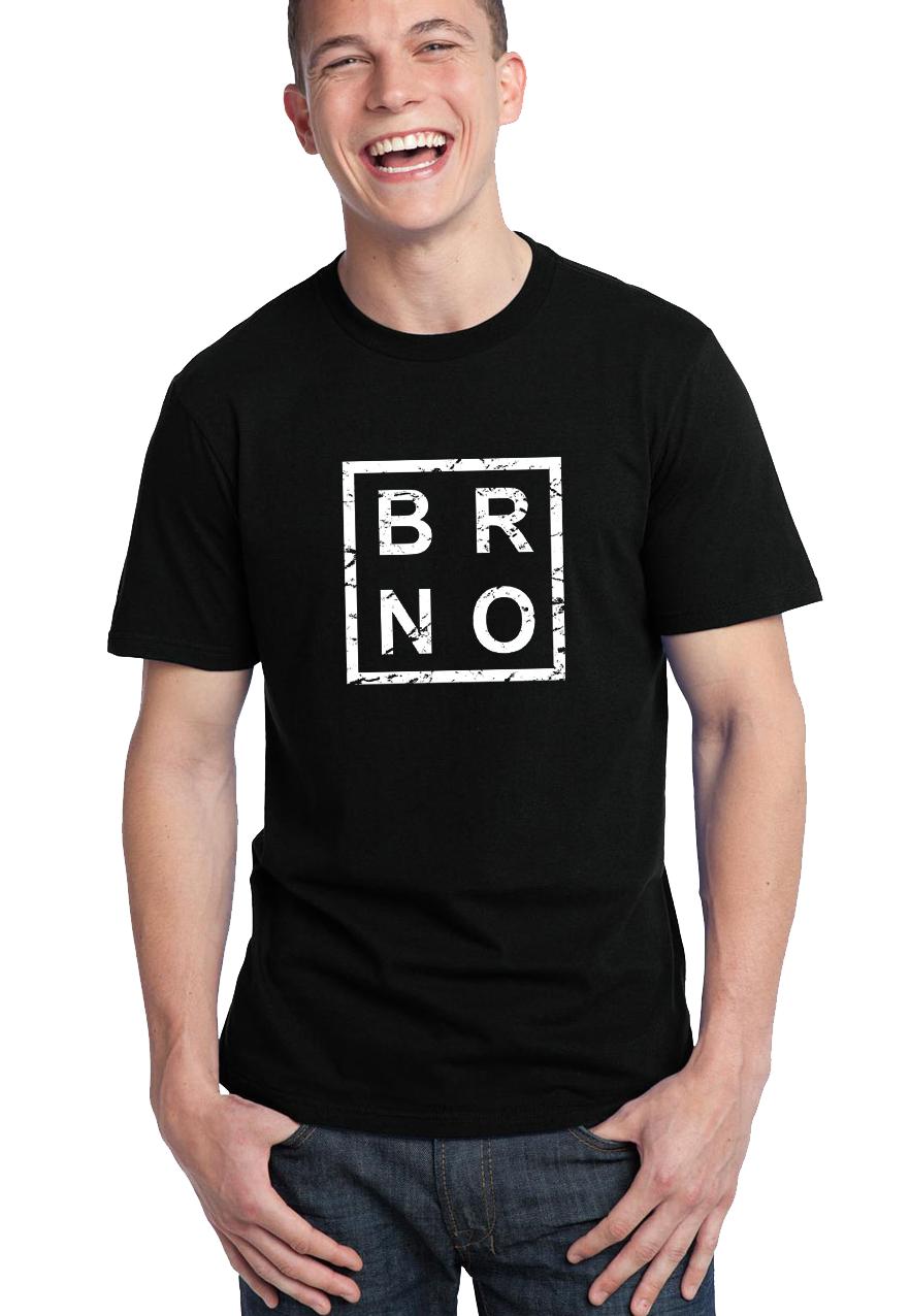 Pánské tričko Brno Velikost: XXL