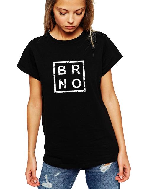 Dámské tričko Brno Velikost: XL